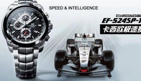 去日本十大必买电子产品4、卡西欧手表