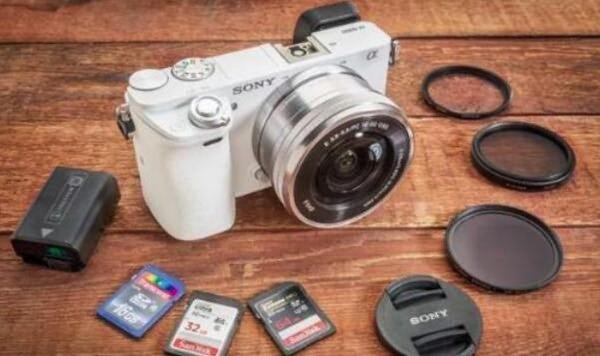 去日本十大必买电子产品5、SONY微单- α6000