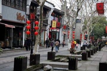 杭州十大美食街排行榜,杭州最出名的小吃街推荐