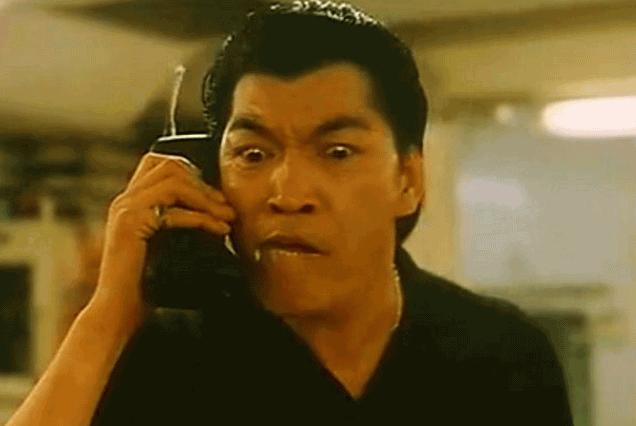 香港电影中十大反派演员,一眼看上去就像恶人