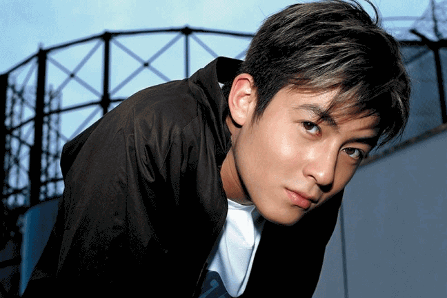 香港十大最帅男明星9、陈冠希