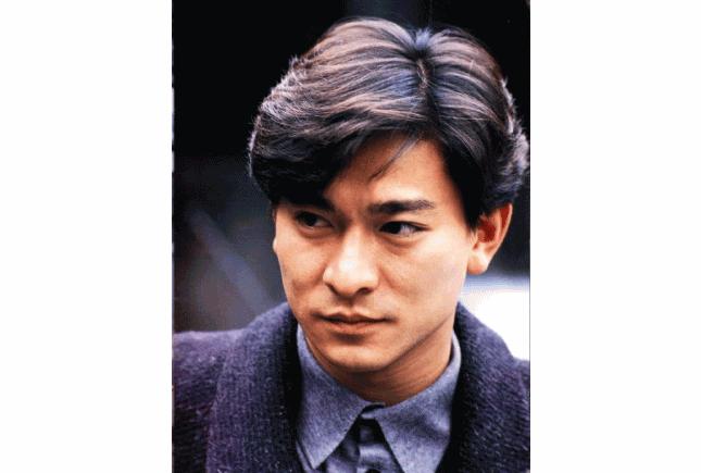 香港十大最帅男明星5、刘德华