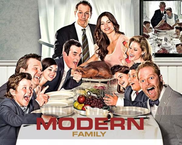 豆瓣十部9分以上的经典喜剧电视剧之《摩登家庭》