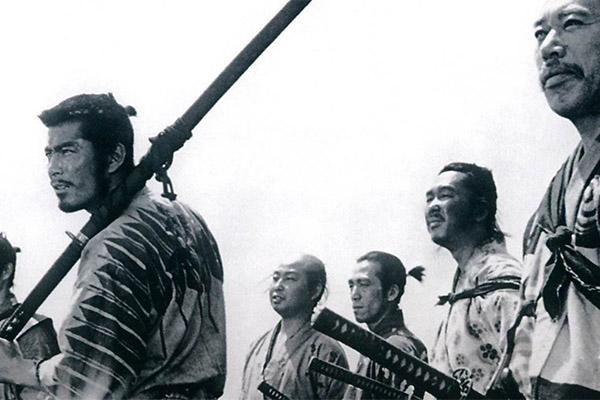 男人一生必看的十部经典电影第三名《七武士》