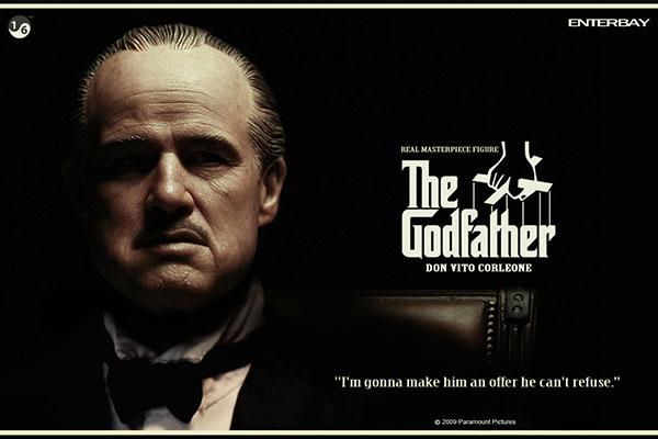 男人一生必看的十部经典电影第一名《教父》