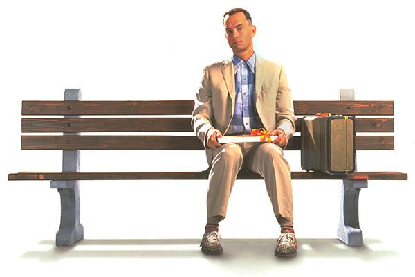 男人一生必看的十部经典电影第四名《阿甘正传》