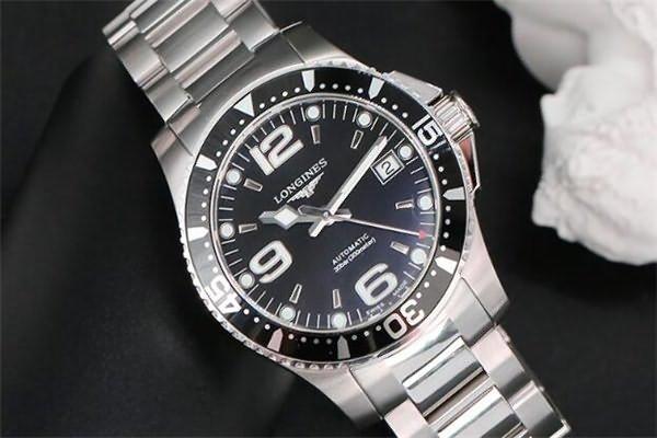 价格在五千元的浪琴手表排行十、浪琴L3.377.4.76.6
