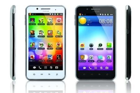 2014年Q3全球智能手机销量排行榜