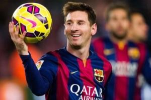 梅西的十大疯狂记录,这才是球技!