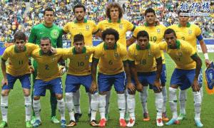 巴西2018世界杯阵容名单一览表【附巴西足球身价排名】