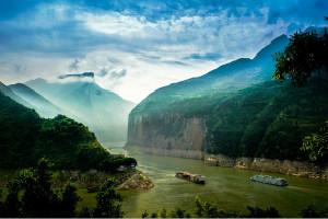 中国最长的河流排行榜 最长的河流是长江(全长6300千米)