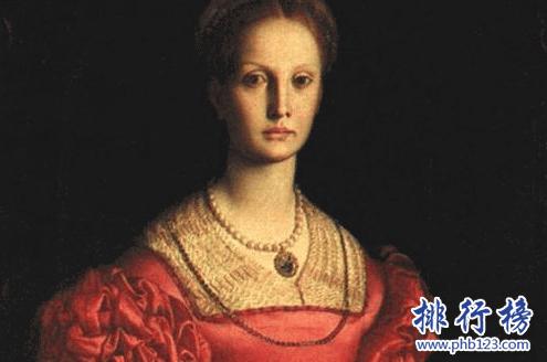 世界十大职业女杀手排行榜:伊丽莎白·巴托里被称为血腥伯爵夫人