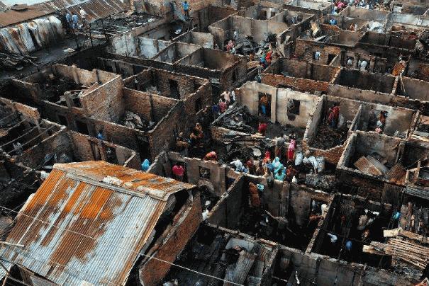 全球十大污染城市 印度多个城市上榜