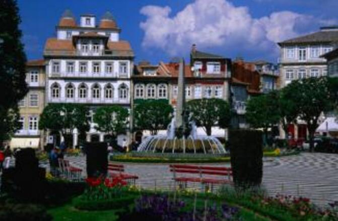 葡萄牙十大城市排名三、吉马良斯