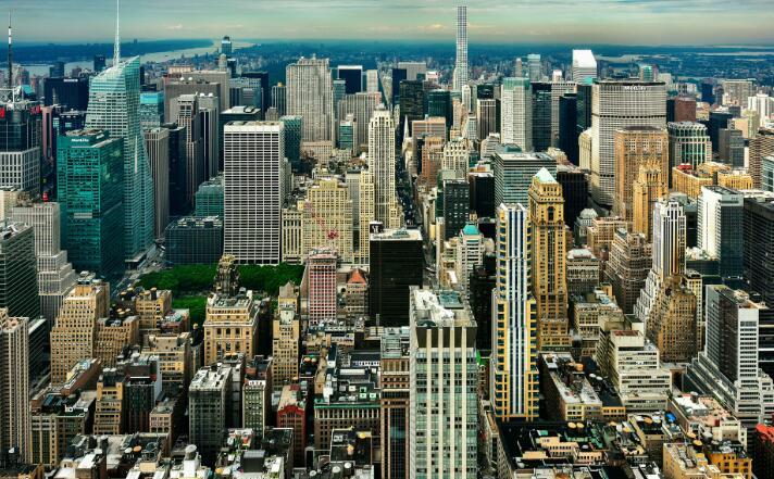 北美洲十大城市排行榜二、纽约