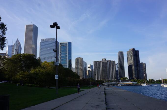 北美洲十大城市排行榜四、芝加哥