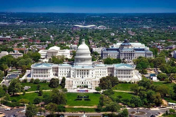 北美洲十大城市排行榜十、华盛顿