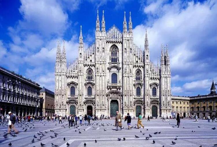 意大利最大的三个会展城市一、米兰