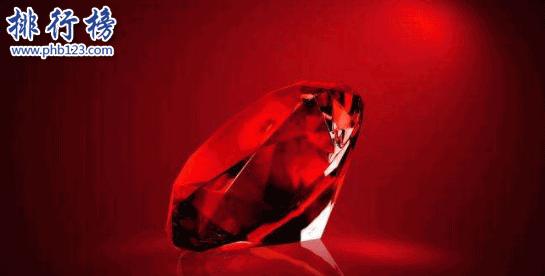 世界上最珍贵的宝石有哪些?世界十大稀有宝石排行榜