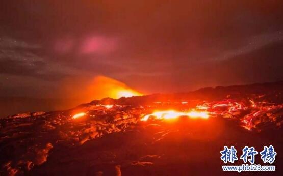盘点十大世界上第一危险的火山,一百多万人因此丧命