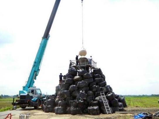 世界上最大的烟花,重达460公斤