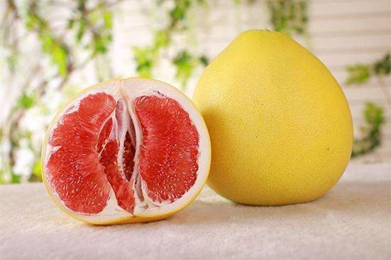 十大减肥水果排行榜-柚子