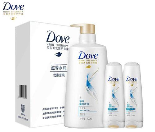 沐浴露十大品牌排行榜第一名Dove多芬
