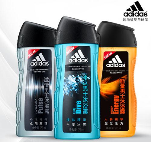 沐浴露十大品牌排行榜第八名Adidas阿迪达斯