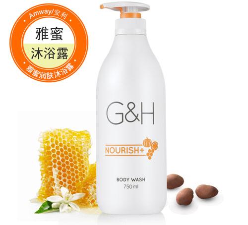 沐浴露十大品牌排行榜第九名GH雅蜜