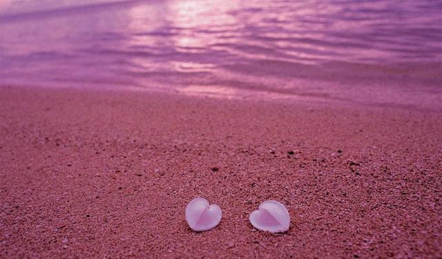 巴哈马-粉色沙滩