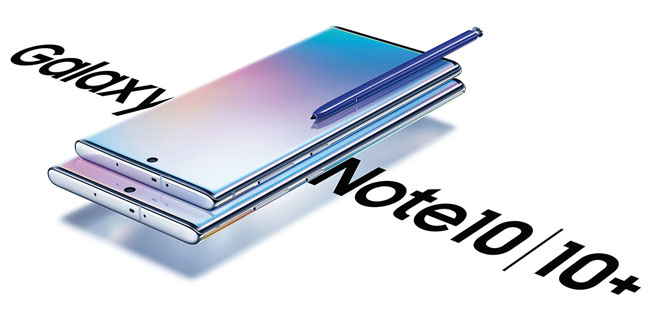 三星Galaxy Note10+ 5G