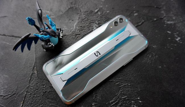黑鲨游戏手机2 Pro