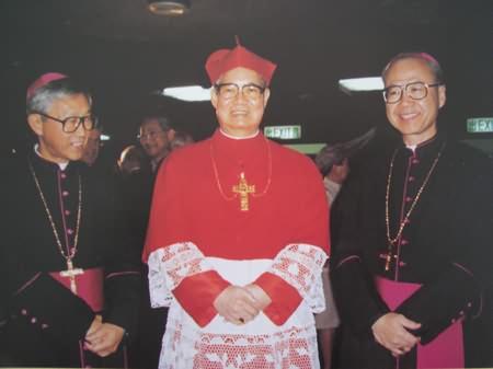 天主教枢机主教胡振中准确预言自己死亡日子