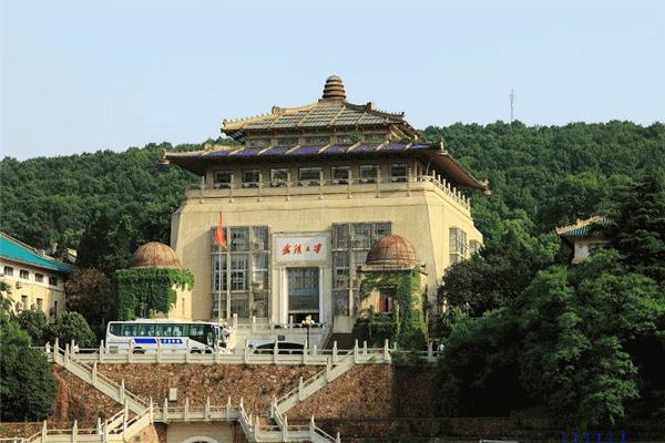 武汉最好的十所大学排名第一名武汉大学
