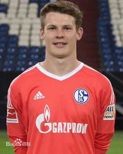 德国非国脚球员身价排名前十之亚历山大·努贝尔(Alexander Nübel)