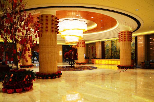 普通五星级酒店 (5 STAR HOTEL)