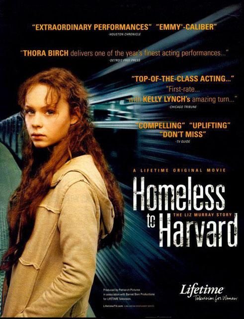 一生必看的10部经典励志电影之《风雨哈佛路》