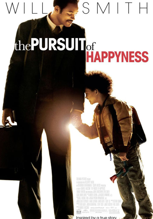 一生必看的10部经典励志电影之《当幸福来敲门》
