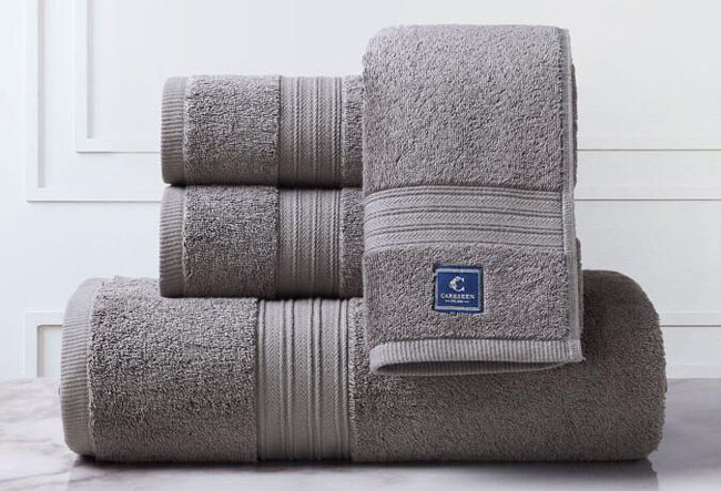 十大毛巾品牌排行推荐8、康尔馨Canasin毛巾