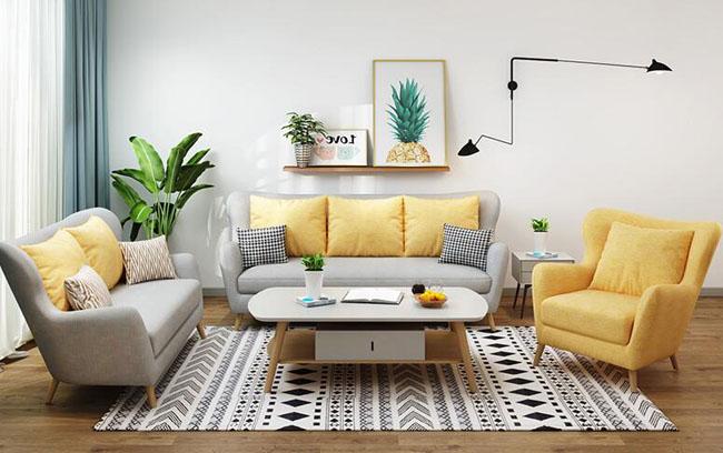 十大布艺沙发知名品牌排名5、左右布艺沙发