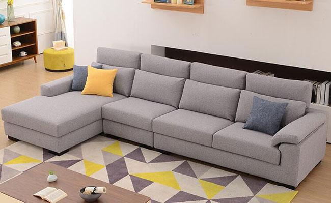 十大布艺沙发知名品牌排名4、斯可馨布艺沙发