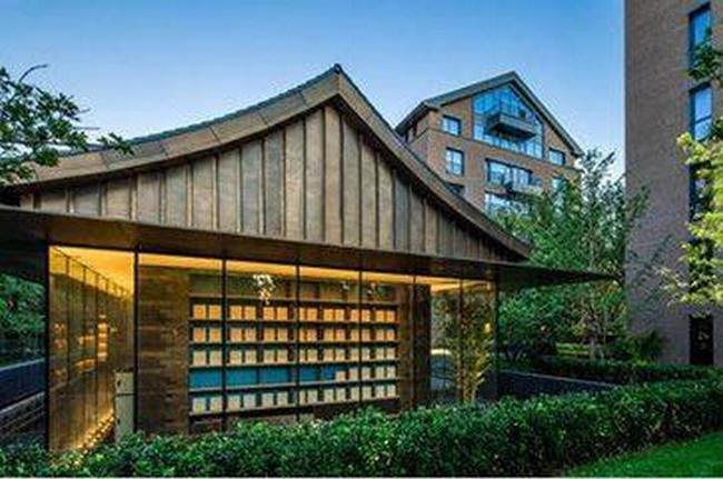北京最贵的房子排行榜第四、万柳书院