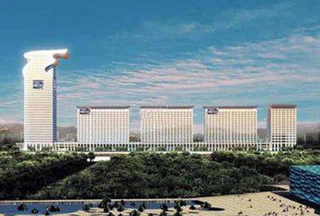 北京最贵的房子排行榜第七、盘古大观