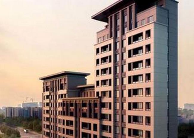 北京最贵的房子排行榜第五、金地华著