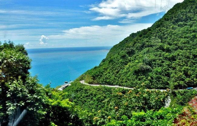中国风景最美的10条自驾游公路九、苏花公路