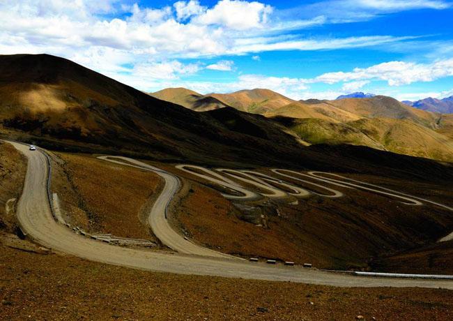 中国风景最美的10条自驾游公路三、青藏公路