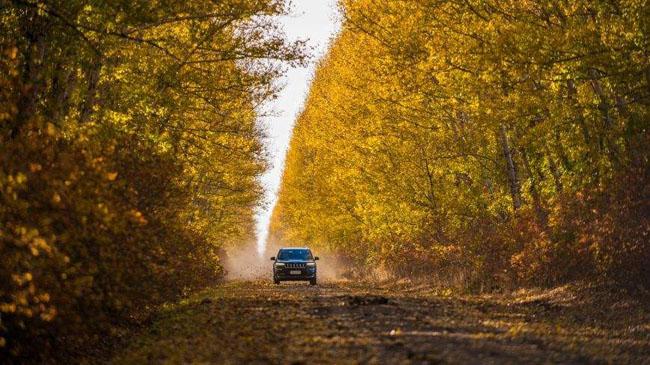 中国风景最美的10条自驾游公路二、加漠公路