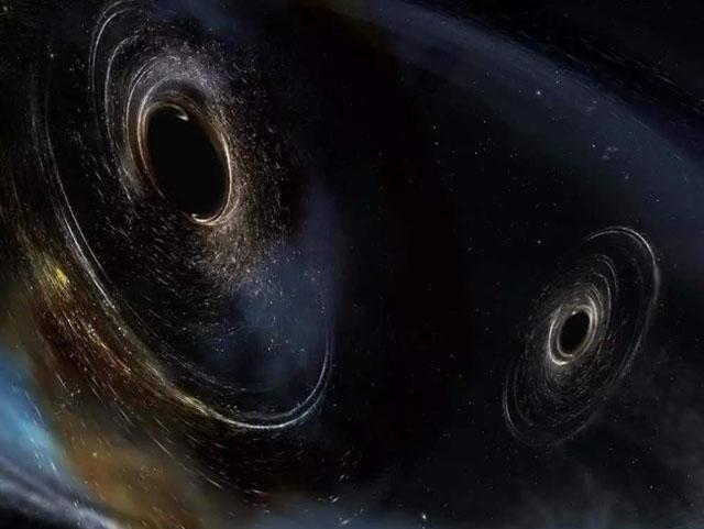 未来武器—黑洞炸弹