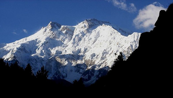 世界排名前十的著名高山9、南迦帕尔巴特峰