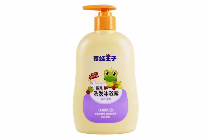 全球十大婴儿洗护用品品牌推荐8、青蛙王子